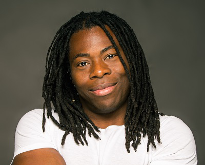 Ade Adepitan is presenting his 打破界限 public lecture at 竞彩足球赛事 on Tuesday 25 February