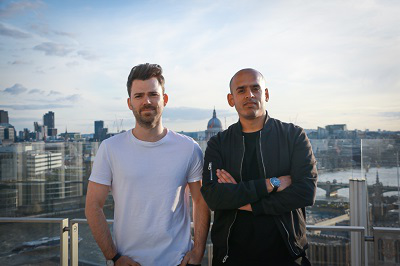 Graduates Shib Hussain and Adam Lowe founded popular app unrd